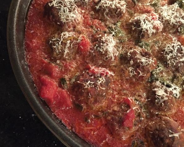 Italian/New York Meatballs