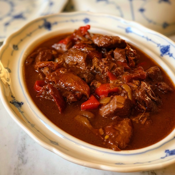 Beef and Sun-Dried Tomato Stew
